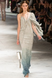 Cavalli evokes the spirit of the silver screen and Edward swoons.