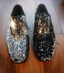 Sequinned shoes from Louis Vuitton