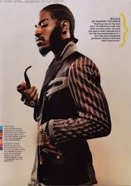 Andre 3000, dapper as Holmes