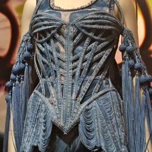 Corsetry in denim