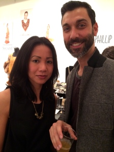 Mai Vu and Dimitri Koumbis, founders of Bishop Collective