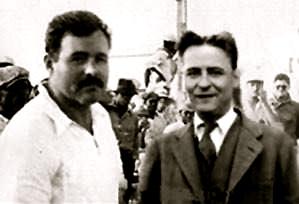 When Hemingway met Fitzgerald