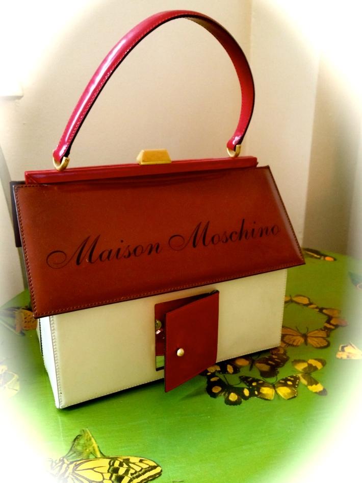 My Maison Moschino bag
