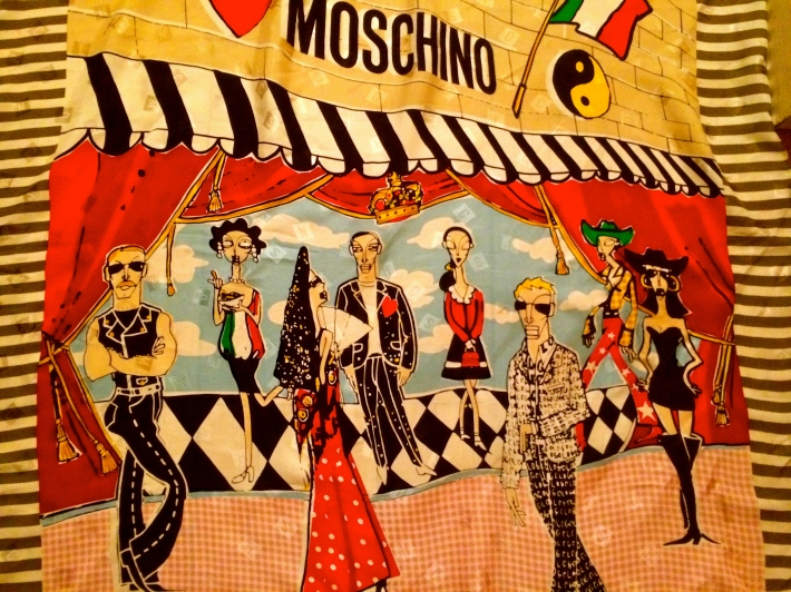 Moschino: Characters Welcome