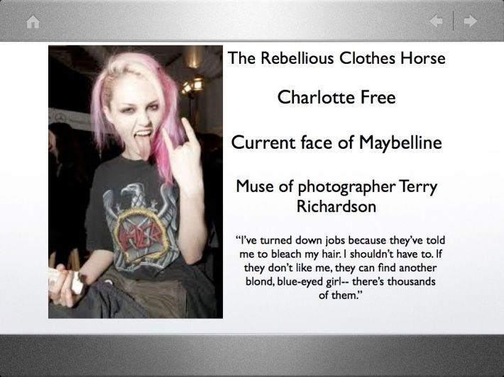 Charlotte Free
