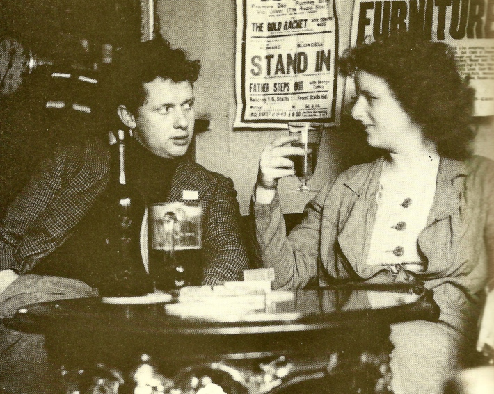 Dylan Thomas and Caitlyn