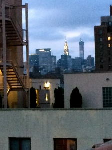 Roof with a View: The Chrysler building