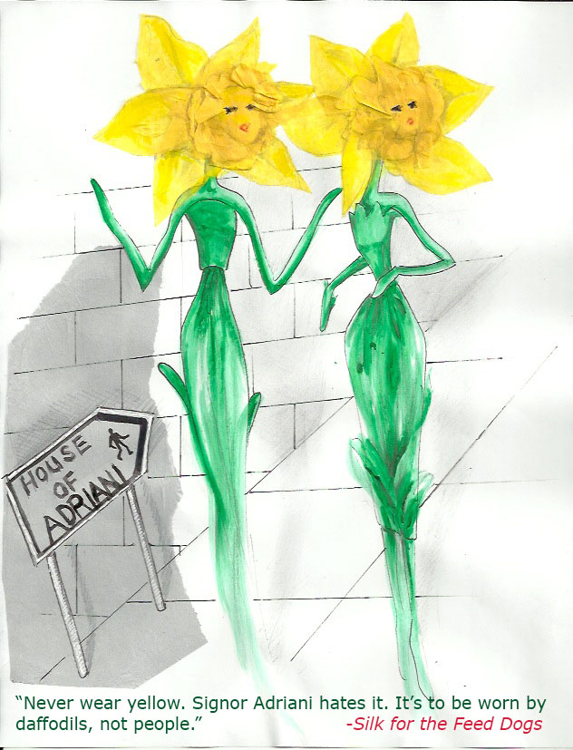 Fashionable Daffodils