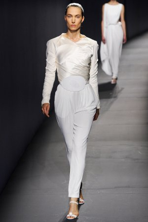 Vionnet Spring 2015 currently designed by Goga Ashkenazi