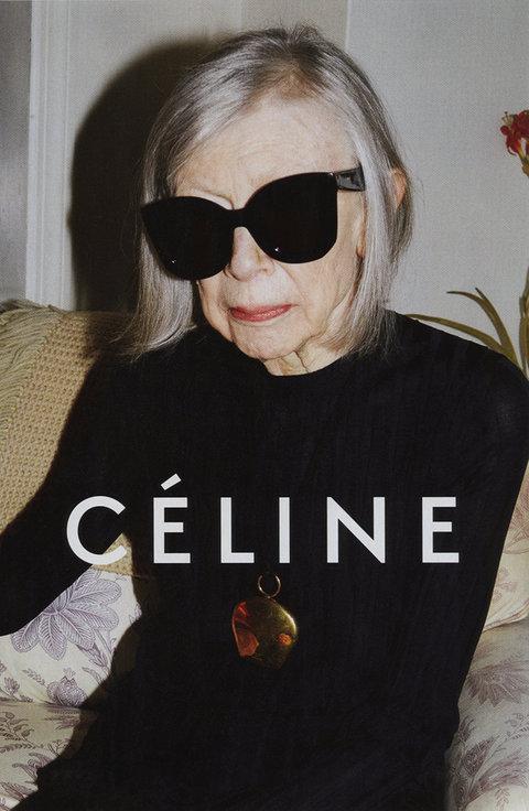 Celine Spring campaign 2015