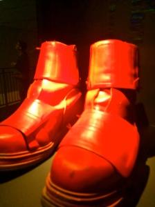 Boots by Walter Von Beirondonk
