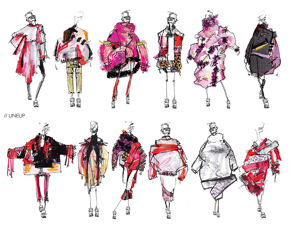 Parsons 3 Fashion Students To Watch Part 3 Jackie Mallon