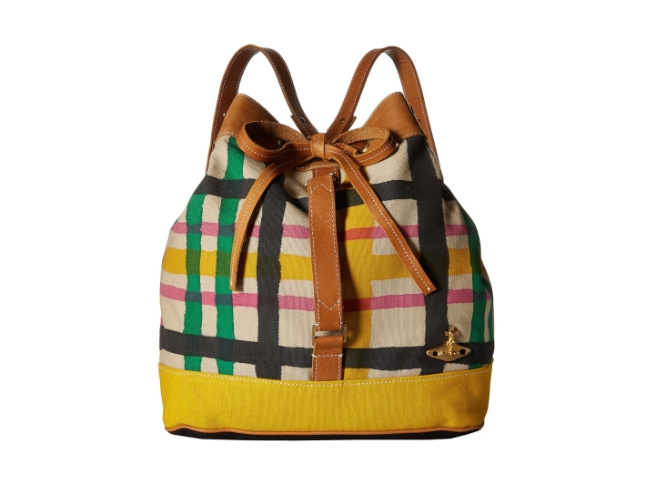 vivienne-westwood-beige-africa-handpainted-tartan-duffel-bag-product-3-463310262-normal