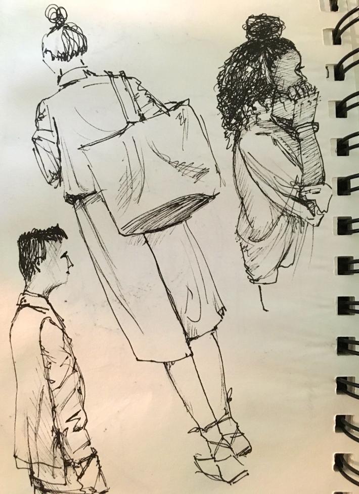 Jackie Mallon sketch